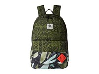 Dakine 365 Pack Backpack 21L Plate Lunch Backpack Bags Green