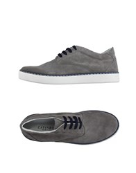Cafe'noir Cafenoir Footwear Low Tops And Trainers Men Grey