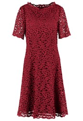 S.Oliver Summer Dress Glory Red