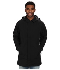 The North Face Macarthur Soft Shell Trench Tnf Black Men's Coat