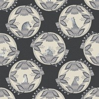 Cole And Son Ardmore Cameos Wallpaper 109 9043