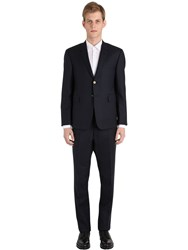 Thom Browne Light Wool Gabardine Suit