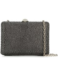 Rodo Embellished Clutch Bag Black