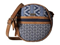 Roxy Ride The Love Crossbody Purse True Navy Cross Body Handbags
