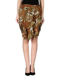 Edun Skirts Knee Length Skirts Women