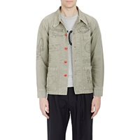 Sketches Coverall Jacket Gray