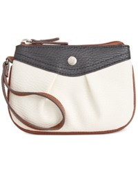 Styleandco. Style Co. Hannah Colorblock Wristlet Only At Macy's Black White