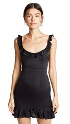 Fame And Partners The Cher Dress Black