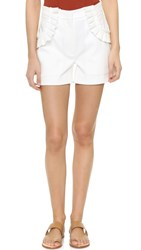 Paul And Joe Sister Frioul Shorts White