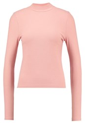 Evenandodd Long Sleeved Top Dusty Rose