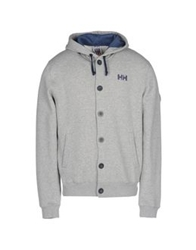 Helly Hansen Sweatshirts Light Grey