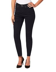 Miraclebody Jeans Faith Ankle Length Black