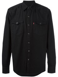 Levi's Barstow Western Shirt Black