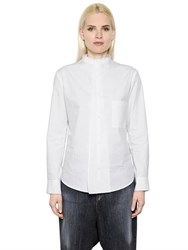 Y's Cotton Poplin Shirt