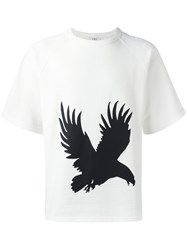 Ports 1961 Eagle T Shirt White
