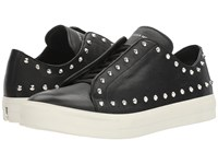 Alexander Mcqueen Punk Studded Sneaker Black Men's Shoes