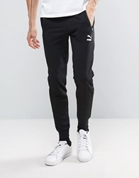 Puma Tapered Joggers In Black Exclusive To Asos Black