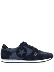 Kennel Schmenger And Star Patch Sneakers Blue