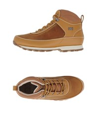 Helly Hansen Footwear High Tops And Trainers Women Brown