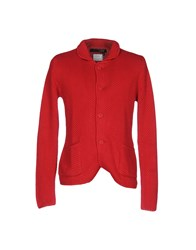 Bomboogie Cardigans Red