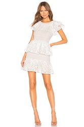 Elliatt Savannah Dress White