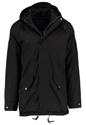 Bellfield Europa Winter Coat Black