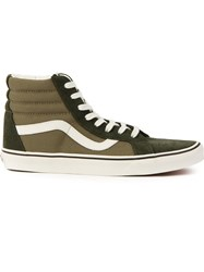 Vans '2Tone' Hi Top Sneakers Green