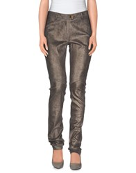 Escada Trousers Casual Trousers Women Grey