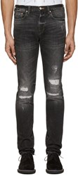 Paul Smith Ps By Black Slim Tapered Jeans