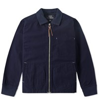 Nigel Cabourn X Lybro Short Jacket Black