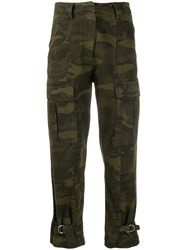 Essentiel Antwerp Tomand Jerry Trousers Green