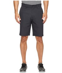 Travis Mathew Port O Shorts Black Men's Shorts