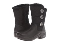 Alegria Nanook Quilted Black Women's Boots