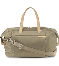 Briggs And Riley Baseline Large Weekender Bag Olive