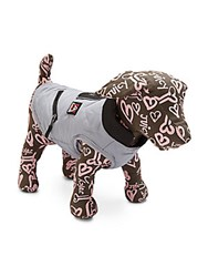Avalanche Winter Zipped Dog Jacket Grey
