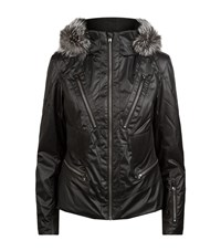 Spyder Posh Ski Jacket Female Black