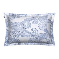 Gant Shadow Paisley Pillowcase 50X75 Capri Blue