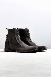 Shoe The Bear Walker Suede Boot Dark Grey