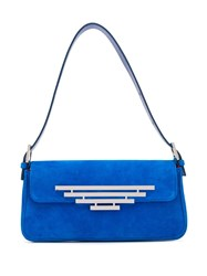 Dorateymur Foldover Tote Bag Blue