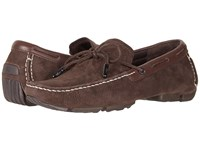 Ugg Bel Air Lace Slip On Stout Shoes Brown
