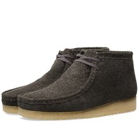 Clarks Originals Wallabee Boot Grey