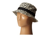 Obey Mallory Bucket Hat Leopard Bucket Caps Animal Print