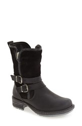 Bos. And Co. Women's 'Sahara' Buckle Strap Waterproof Bootie