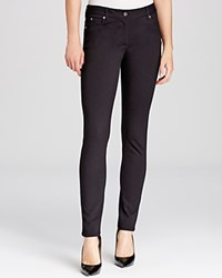 Vince Camuto Two By Camtuo Ponte Skinny Jeans Dark Grey Heather
