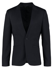 Kiomi Suit Jacket Dark Blue