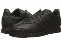 Adidas Samoa Leather Core Black Core Black Core Black Men's Tennis Shoes