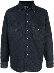 Levi's Made And Crafted Quilted Western Jacket Blue