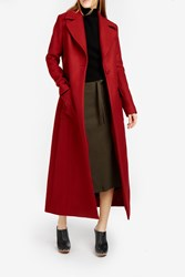 Adam By Adam Lippes Women S Structured Single Breasted Coat Boutique1