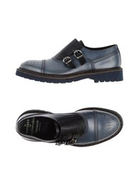 Barracuda Loafers Slate Blue