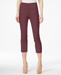 Styleandco. Style Co. Pull On Capri Pants Only At Macy's Pale Raspberry